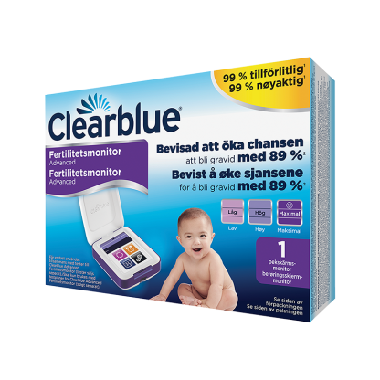 Clearblue ADVANCED Fertilitetsmonitor